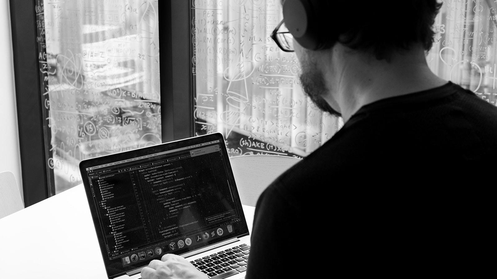 Fablr Mobile App development - coding